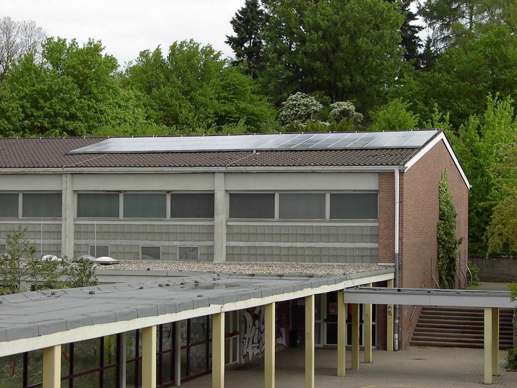20 Jahre Solarenergie an der GGS Walheim