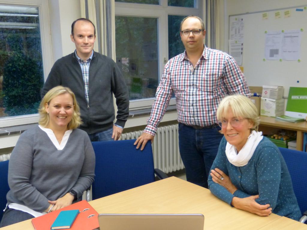 GGS Walheim Förderverein Vorstand