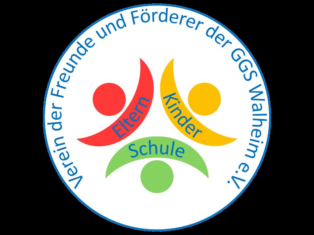 Logo Verein der Freunde und Förderer der GGS Walheim e.V.
