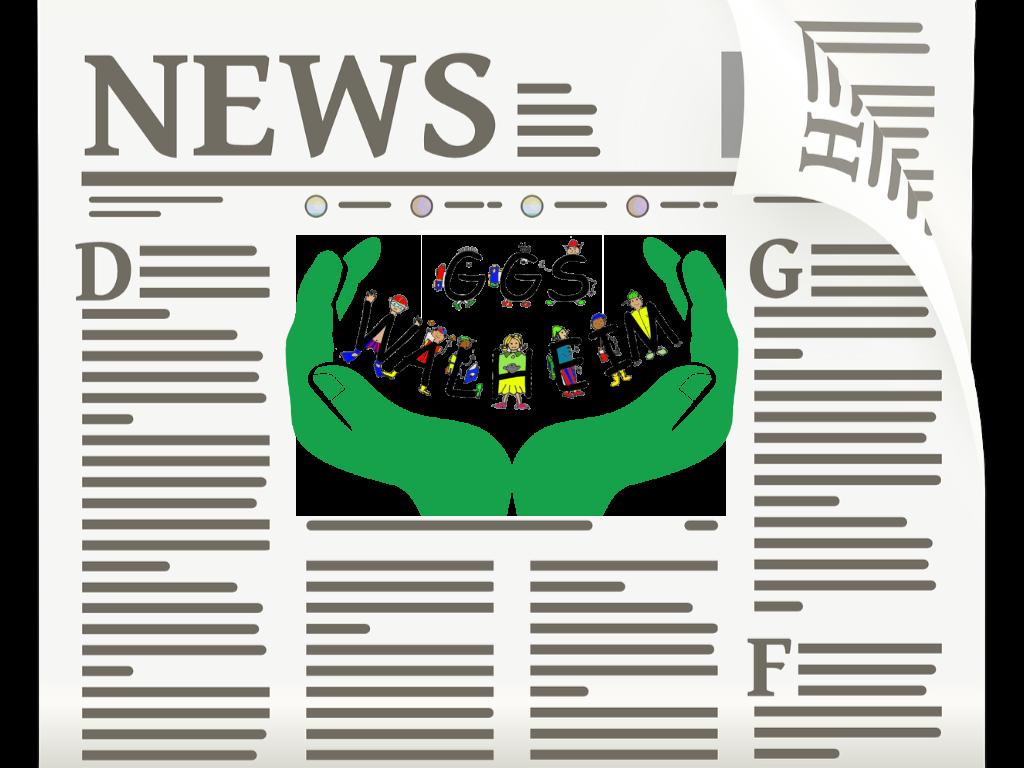 """Projekt """"Sicherer Hafen"""" in der Zeitung"""