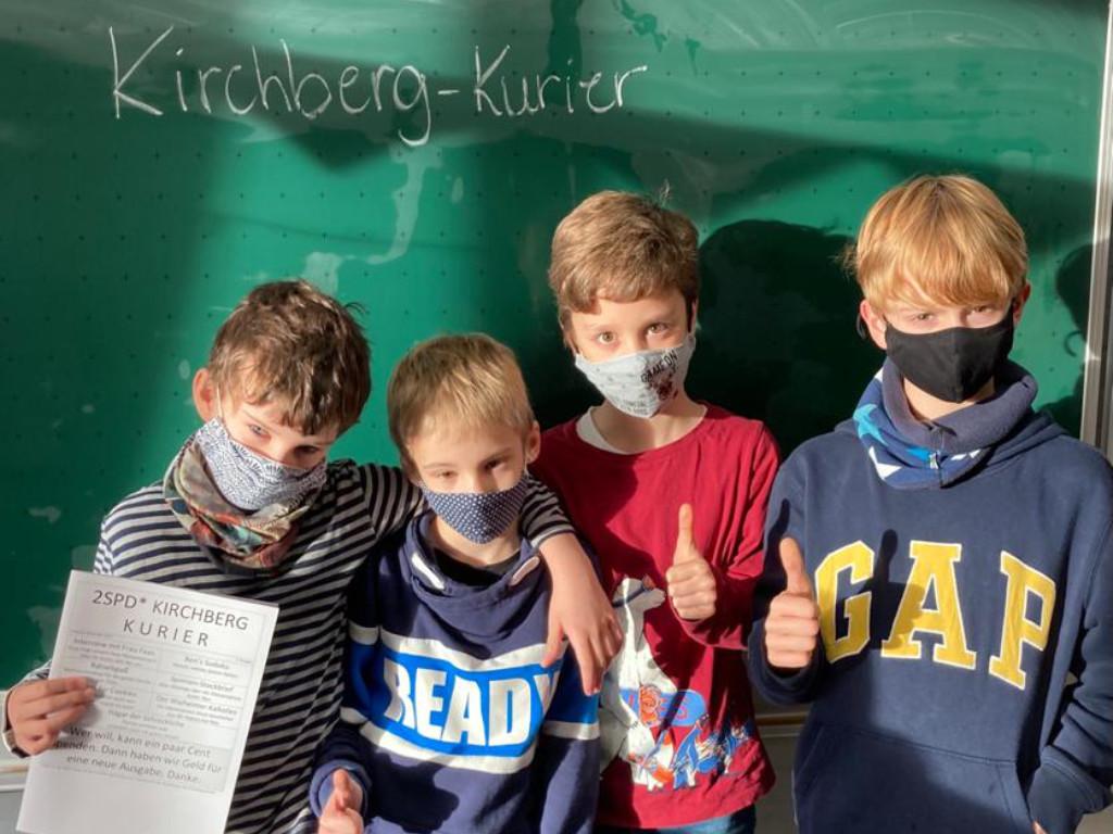 Schülerzeitung Kirchberg-Kurier